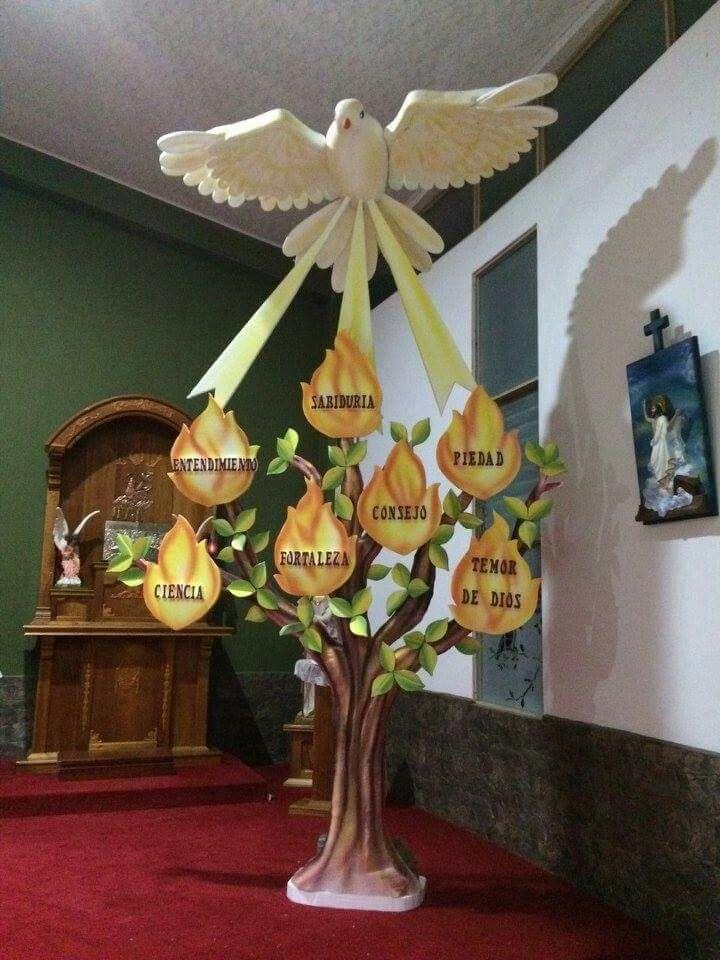 Resultado de imagen para decoraci n de parroquia por for Decoracion de interiores de la escuela