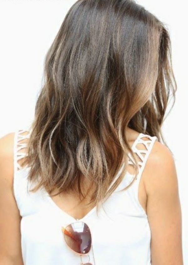 Best 25 coupe cheveux long ideas on pinterest m ches caramel ombr hair chatain and longs - Coupe ombre hair ...