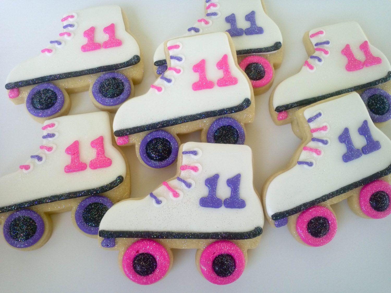 Roller shoes perth - Roller Skate Sugar Cookies 1 Dozen 32 95 Via Etsy