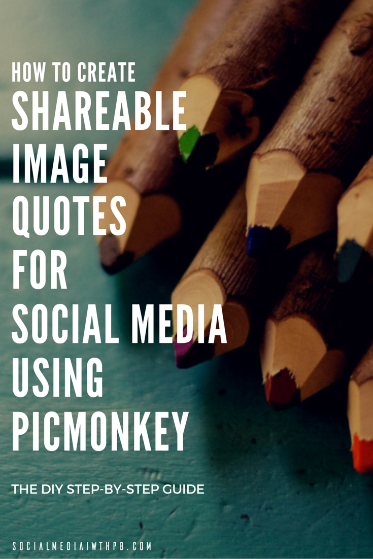 [Tutorial] Learn how to create shareable image quotes for