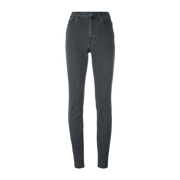 classic skinny-fit jeans - Black Givenchy JnT4Hp
