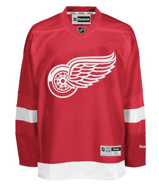 0ee6f1888bd Buy your Jared Coreau Detroit Red Wings Reebok Premier Home Jersey at  Detroit Game Gear has GREAT PRICES   SUPER FAST SHIPPING