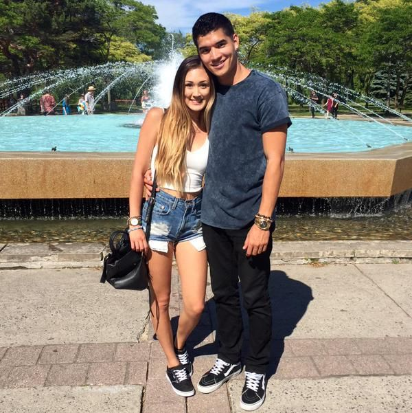are alex wassabi and laurdiy dating