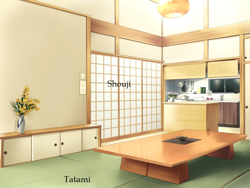Japanese Anime House Google Search Anime Pinterest