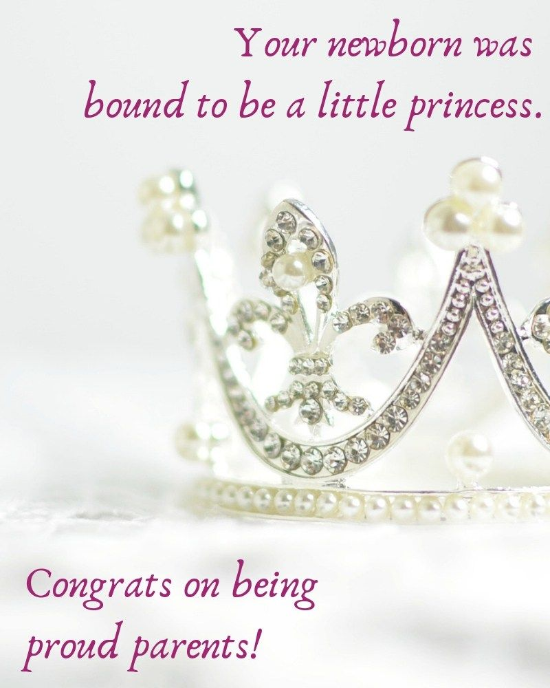 684d458ab Congratulations on your baby girl - What to write in a card - Greeting card  ideas