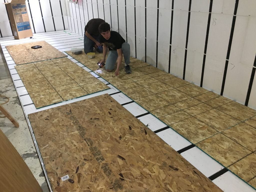 Interior Floor Install Guide Floor Installation Residential Interior Flooring
