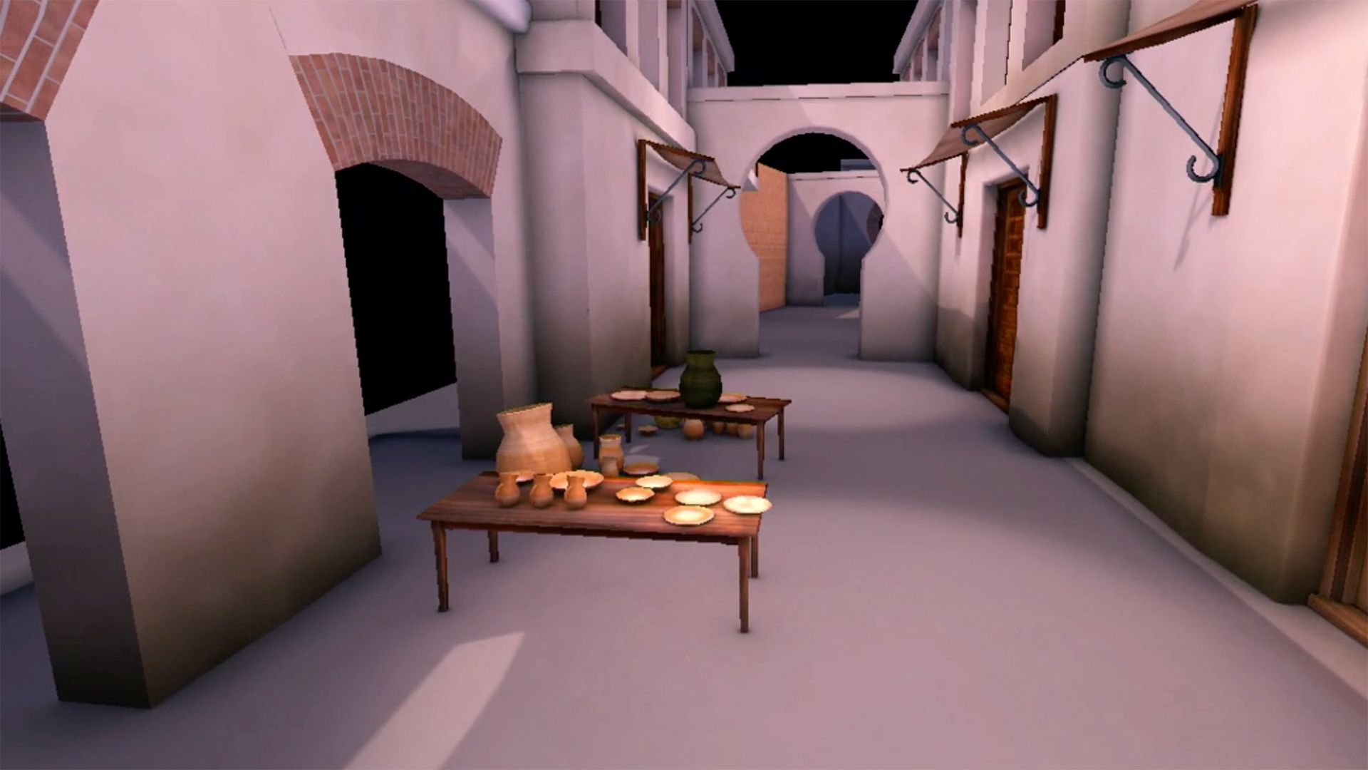 Readying objects for light baking Lighting and Material