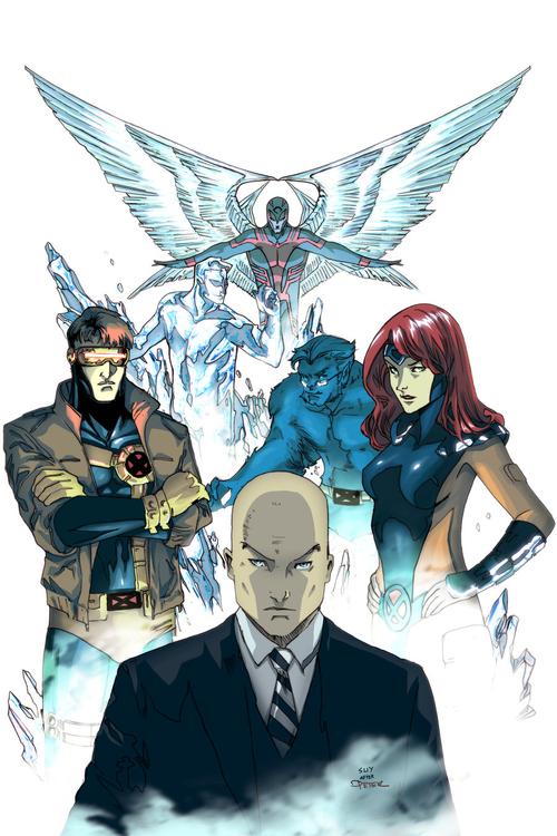 The Flippin X Men Comicbookdeviant Original X Men Art By Peter Nguyen Marvel Superheroes Comic Books Art Marvel