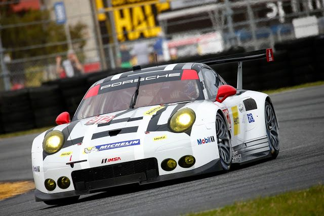 Porsche Readies For Daytona | TheGentlemanRacer.com