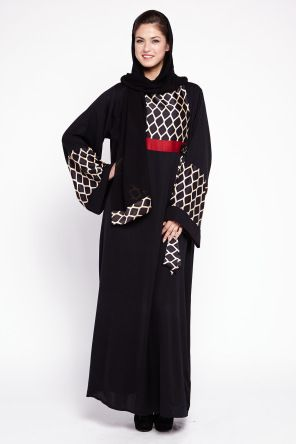 عبايات سوداء جديدة شيك Abaya Fashion Fashion Dresses