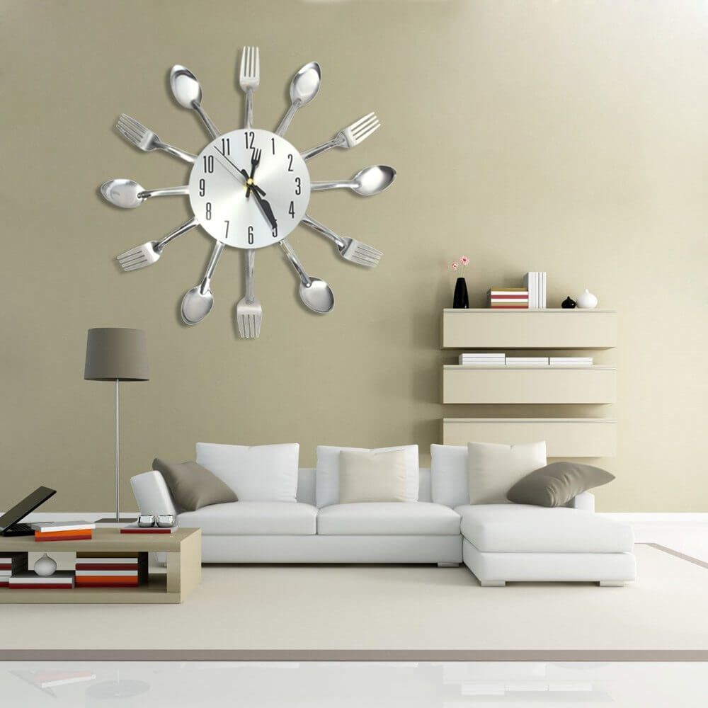 Modern Wall Clock Designs | Decorating Design Ideas | Pinterest ...