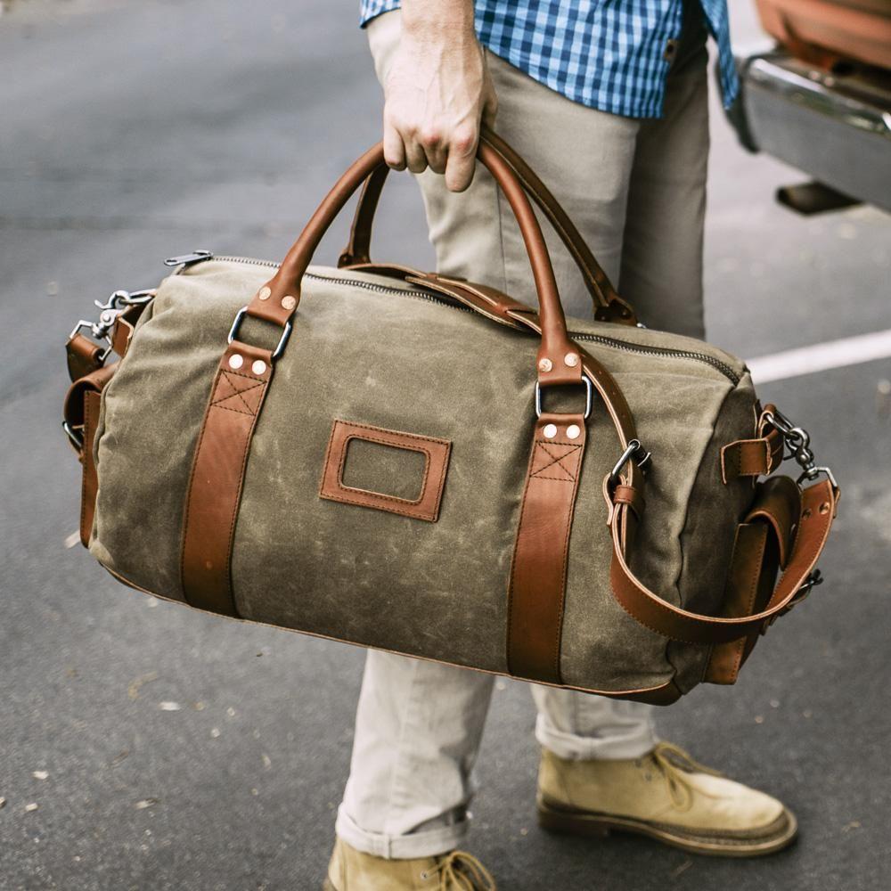 50284659ddae Топ 10 тканей для пошива дорожных сумок | Сумки.Кошельки | Lightweight  luggage, Bags и Leather duffle bag