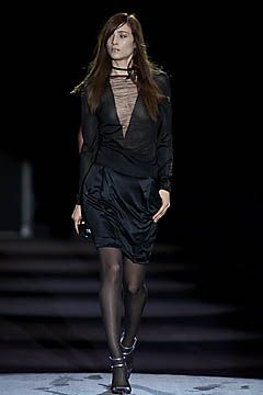 Saint Laurent Spring 2001 Ready-to-Wear Collection
