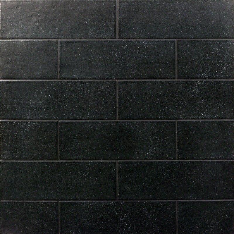 Tile Bar Diesel Camp Black 4x12 Tile Black Subway Tiles Tiles Ivy Hill Tile