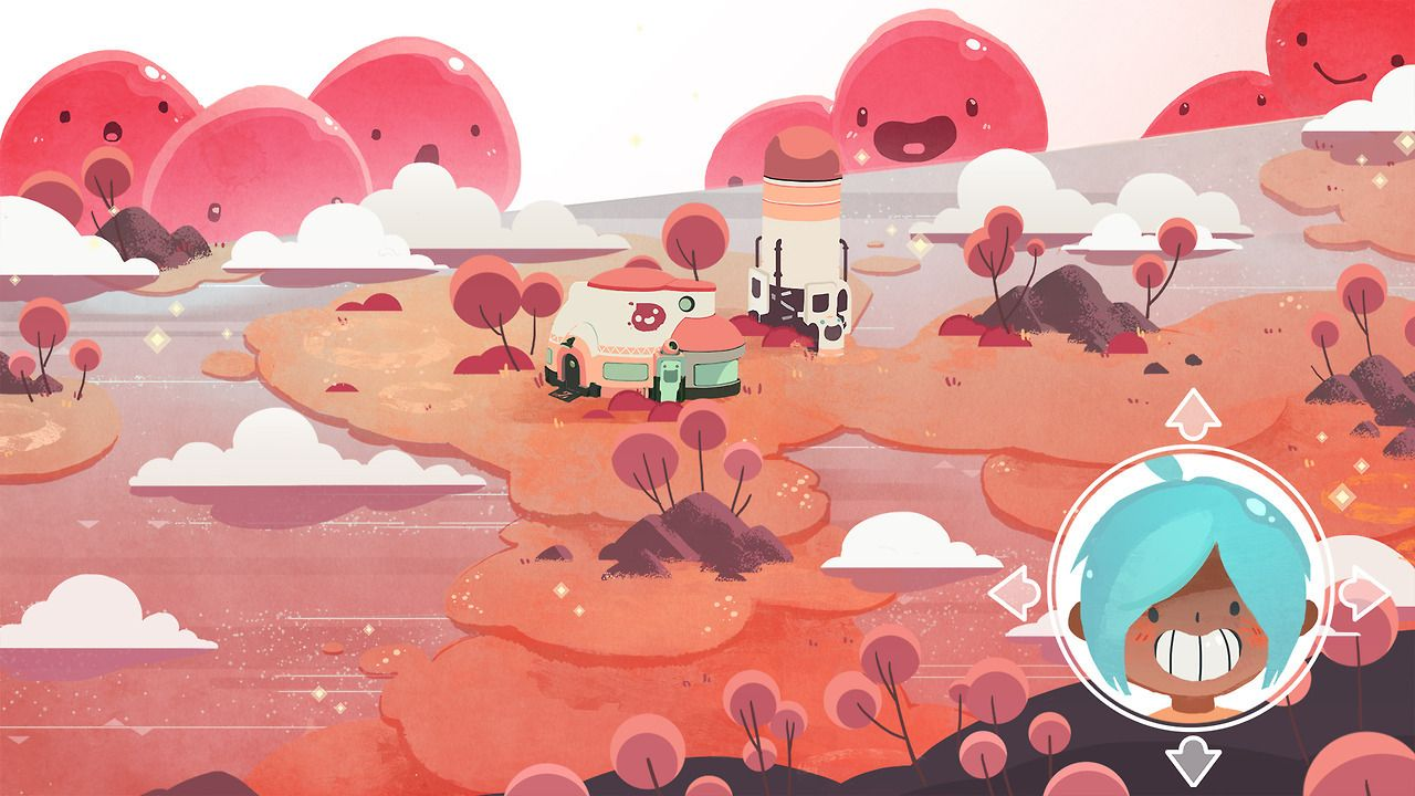 Past 2 Slime Rancher Sans Copy Newsletter Images Some Of The Early Drafts From The Glass Desert And Navigation Upda Slime Rancher Cute Screen Savers Slime