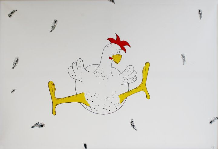 Afbeeldingsresultaat voor lotta de kip