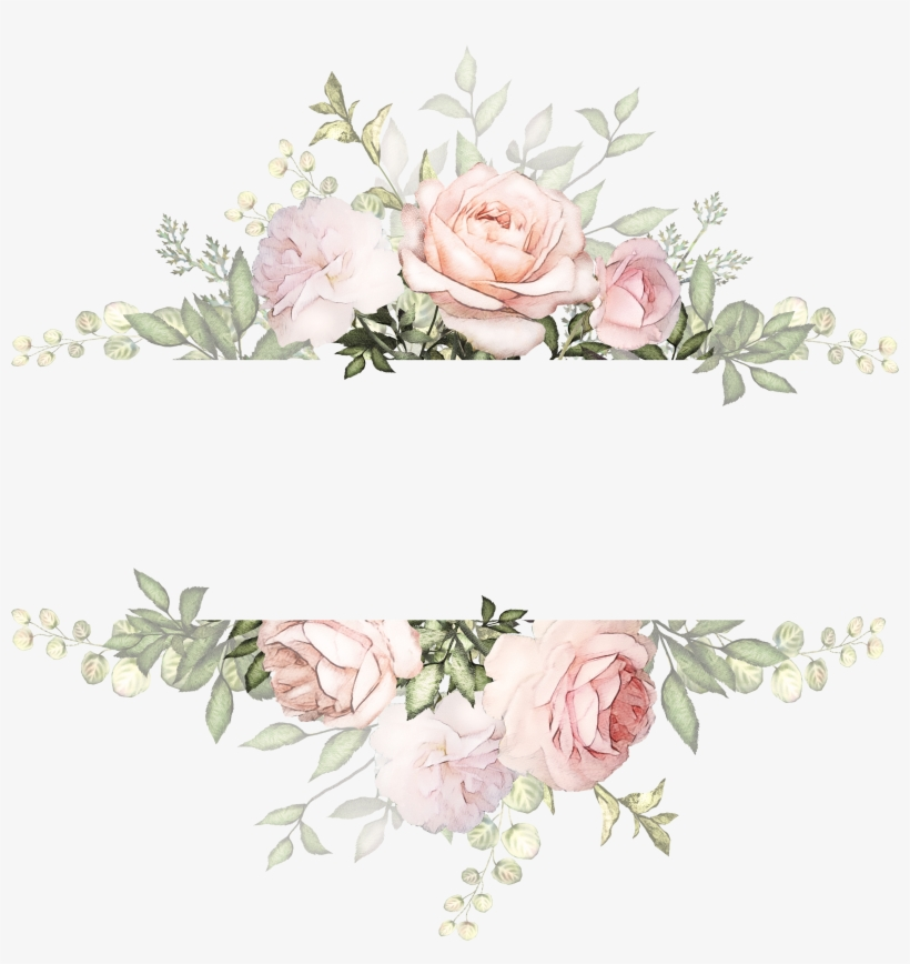 Download Flower Watercolor Vintage Watercolor Flowers Background Png Image For Fre Vintage Flower Backgrounds Watercolor Flower Background Flower Backgrounds