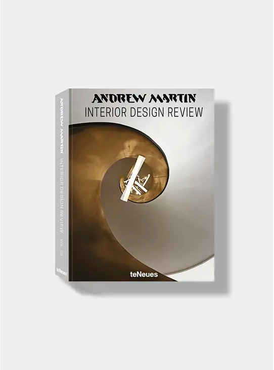 Andrew Martin Interior Design Review Vol 23 Book Interior