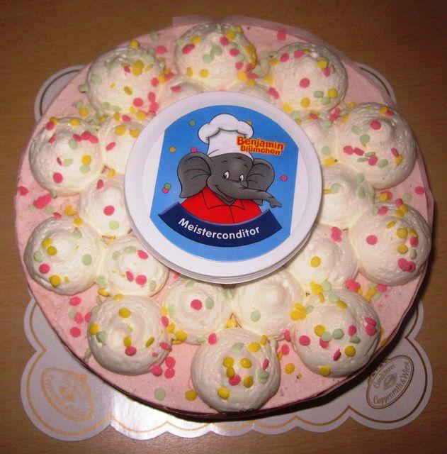 Coppenrath Und Wiese Benjamin BlГјmchen Torte
