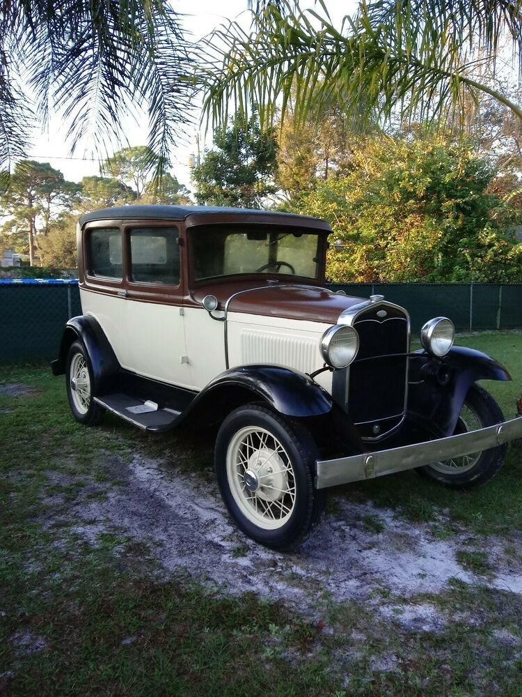 1931 Ford Model A Tudor 1931 Ford Model A Tudor Sedan In 2020 Classic Car Garage Cars Trucks Ford Models