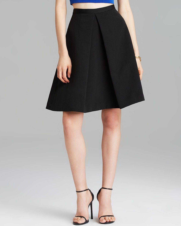 Tibi Skirt - Katia Faille Pleat | Bloomingdale's