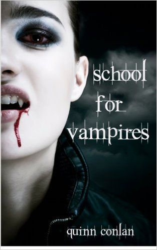 This series is the best Vampire Thing since Queen of the Damned--and I say that as someone who doesn't even LIKE Vampire Things. This book, however, is really something special. My only complaint is that there hasn't been a sniff of the 3rd book for the last 3 years. QUINN CONLAN WHERE ARE YOU? I NEED THE 3RD BOOK!