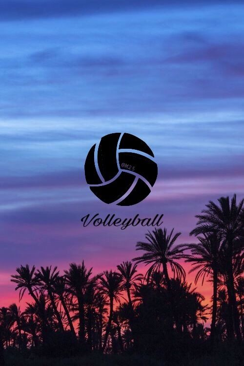 Volleyball background wallpaper 27 Volleyball Pinterest