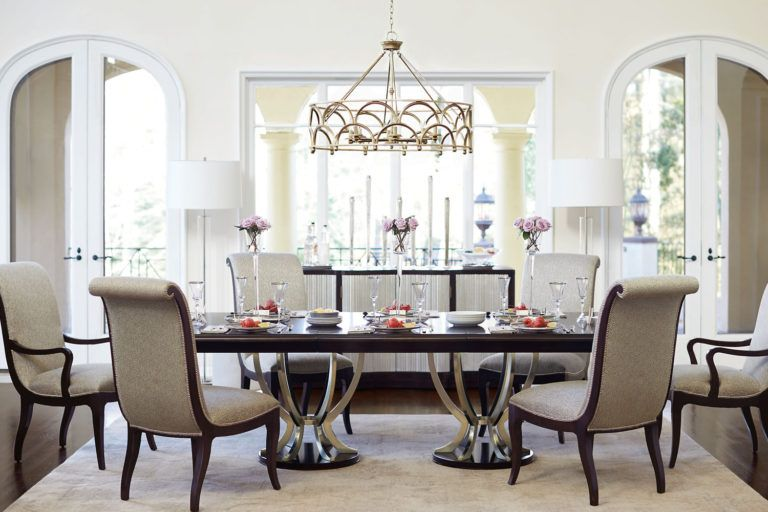 5 Ways To Make Your Dining Room Look More Expensive The Chriselle Factor Dining Room Decor Dining Room Decor Elegant Dining Table