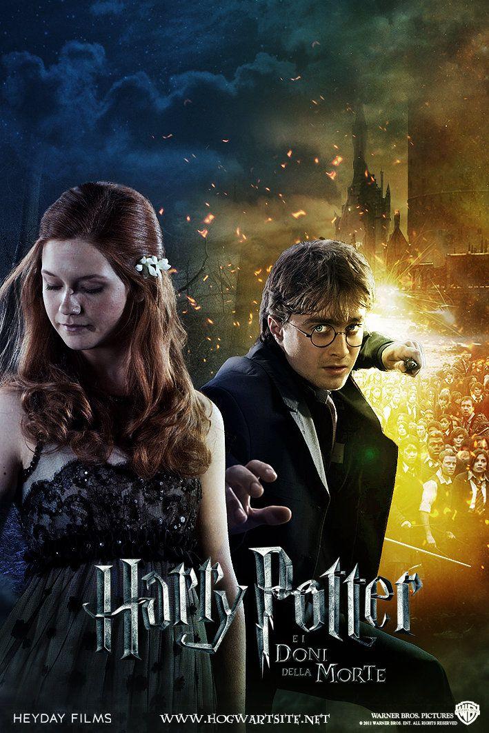Ginny Weasley Et Harry Potter : ginny, weasley, harry, potter, Harry, Ginny, Deathly, Hallows, Extended, Potter, Ginny,, Weasley