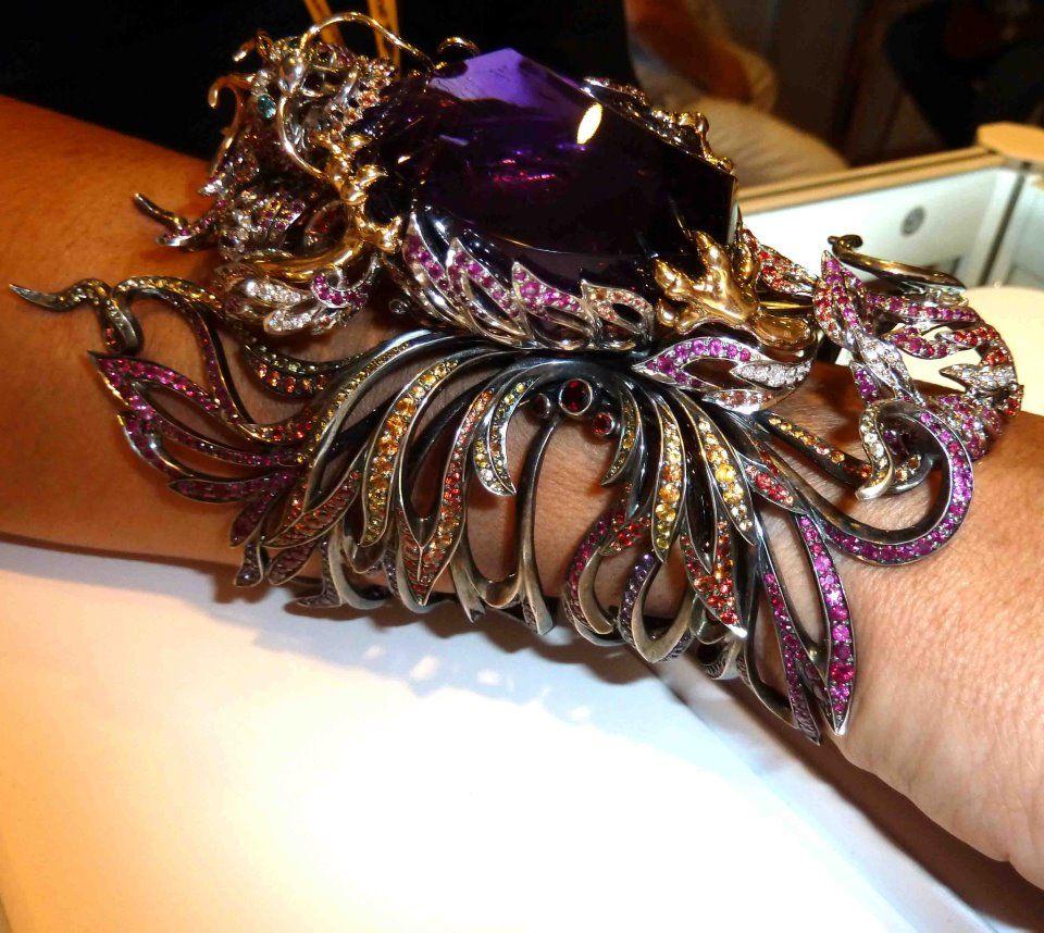 Russia Russian Amethyst Jewellery