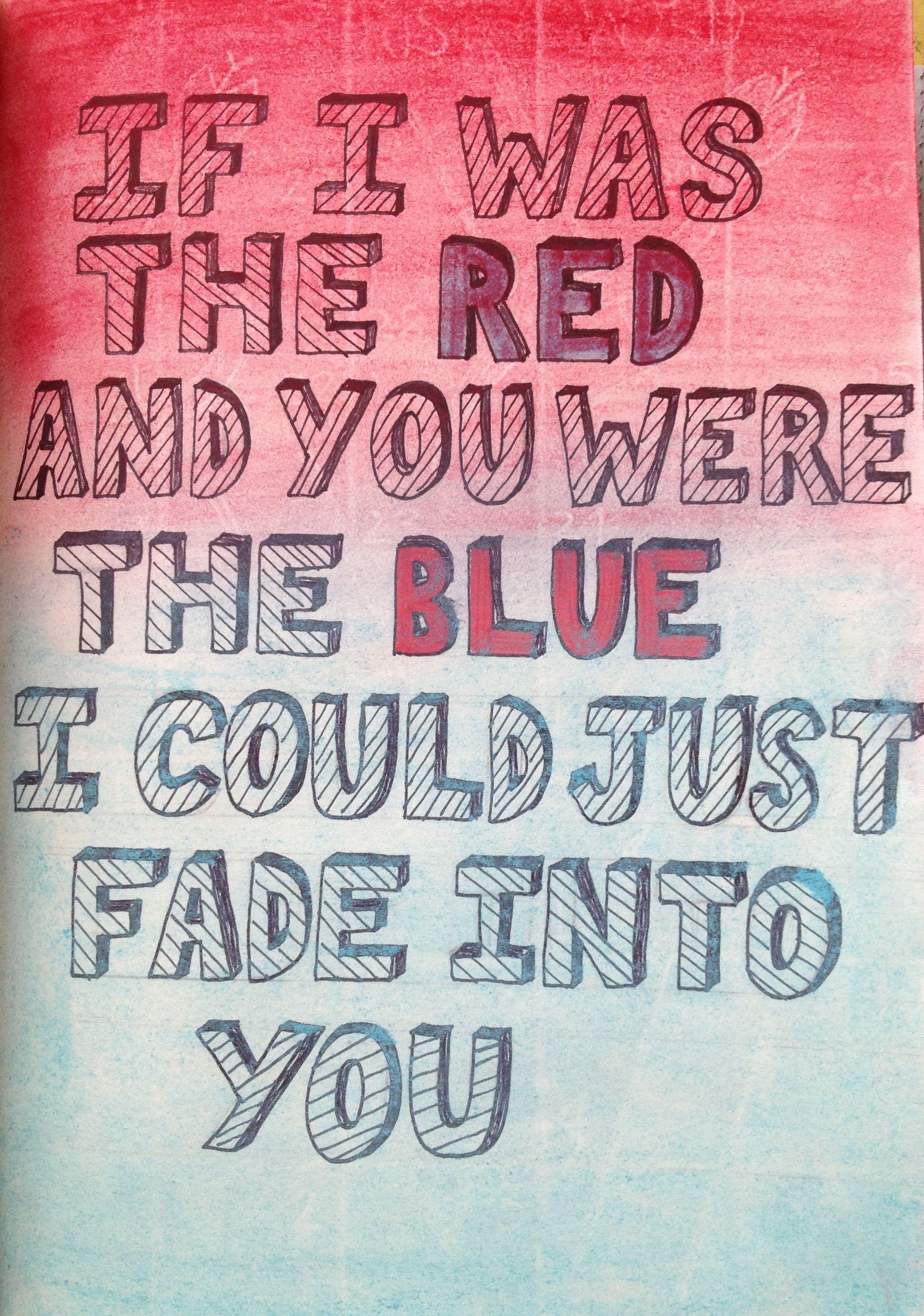Fade Into U Lyrics   xloimsei