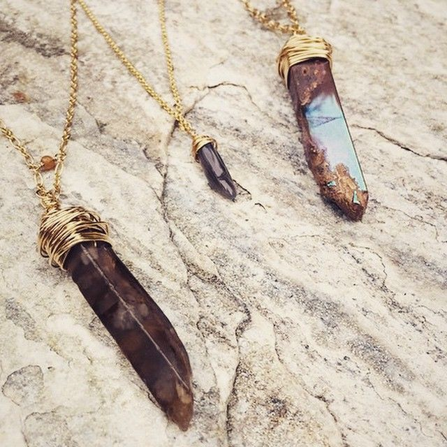 Hand wrapped #agate. These beauties long for wanderlust. Rescue them from www.lianapaula.com. #gypsy #hippie #boho #bohemian #indie #girl #fashion #ootd #jewelry