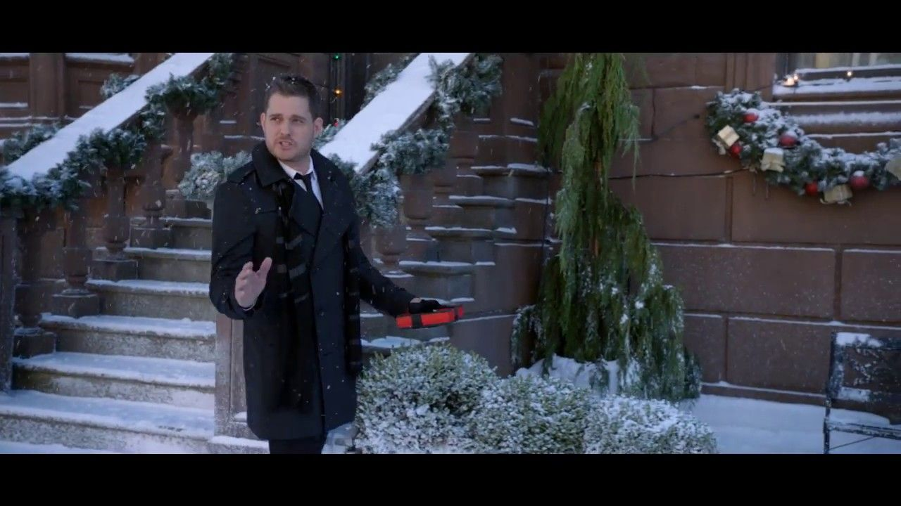 Michael Bublé Christmas Medley Clip [Extra] YouTube