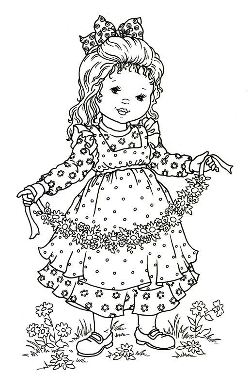 17 Best Images About Coloriage Sarah Kay On Pinterest