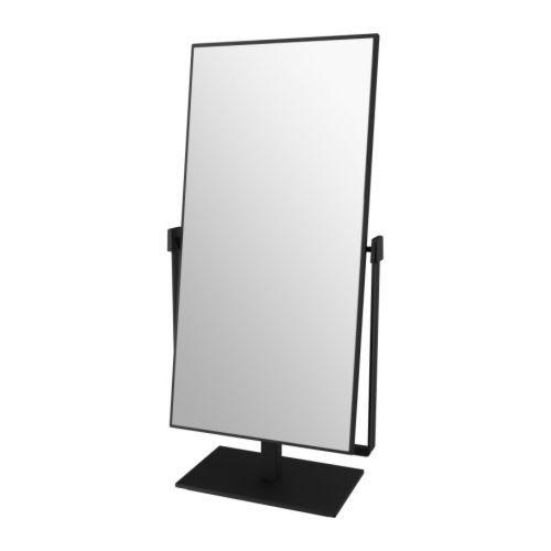 Figgjo Freestanding Mirror By Ikea Bathroom Mirror Freestanding Mirrors Mirror