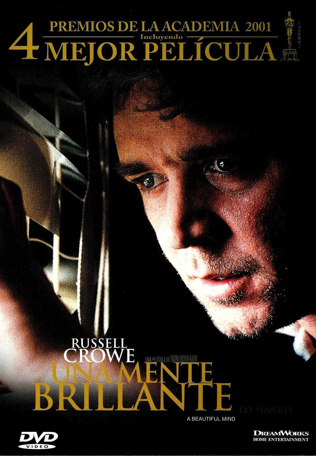 Una Mente Brillante Beautiful Mind Math Movies Good Movies