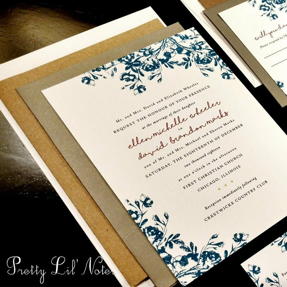 Pin By Kendra Bull On Wedding Invitation