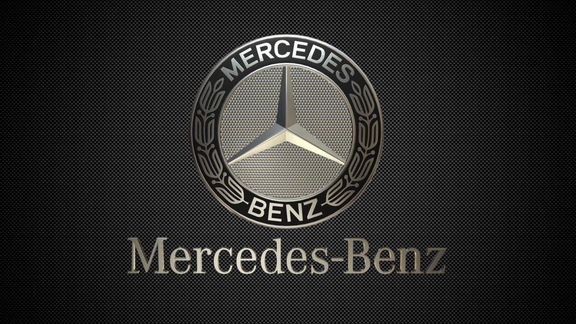Mercedes Benz Logo 3 3d Model Mercedes Benz Logo Mercedes
