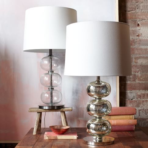Modern Table Lamps & Lights | west elm | Table lamp, Table ...