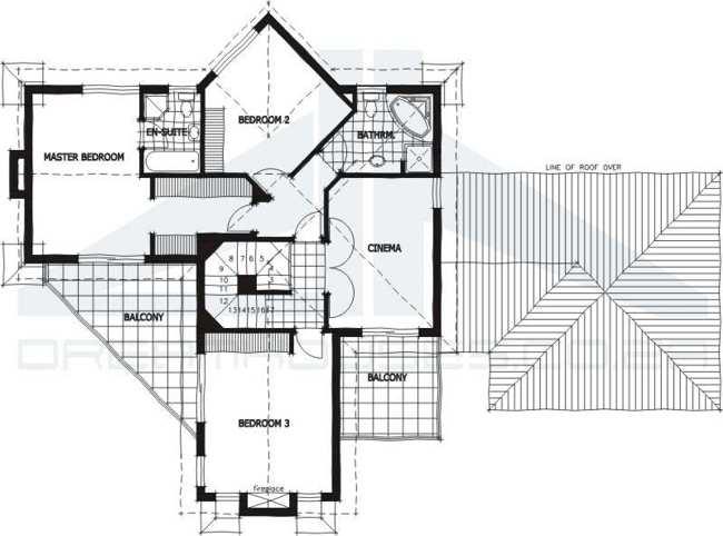 Ultra Modern House Plans Modern House Floor Plans Modern Home Floor Plan Treesranch Com Modern House Plans Modern Floor Plans Modern House Floor Plans