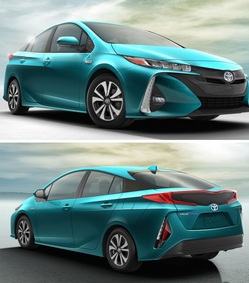 Toyota S Prius Prime Might Really Be The Best Prius Yet Toyota