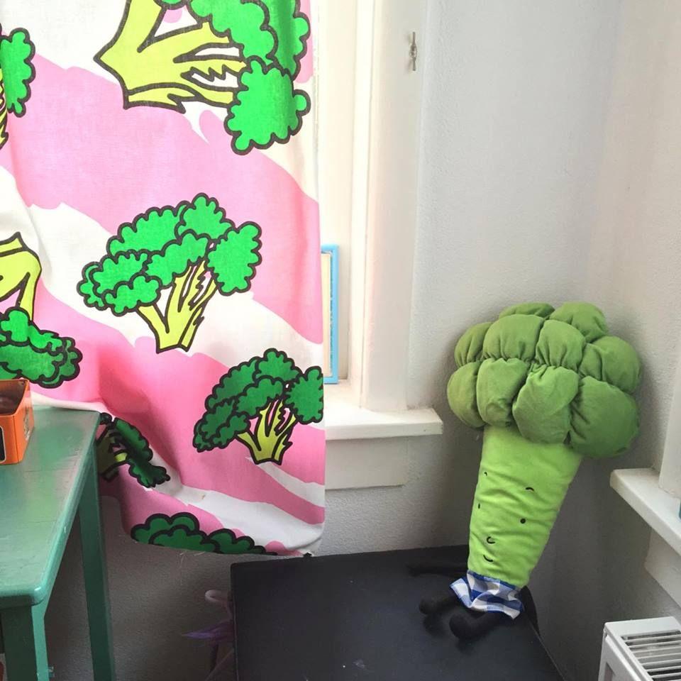 Broccoli room