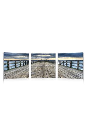 COPIART The Pier Triptych