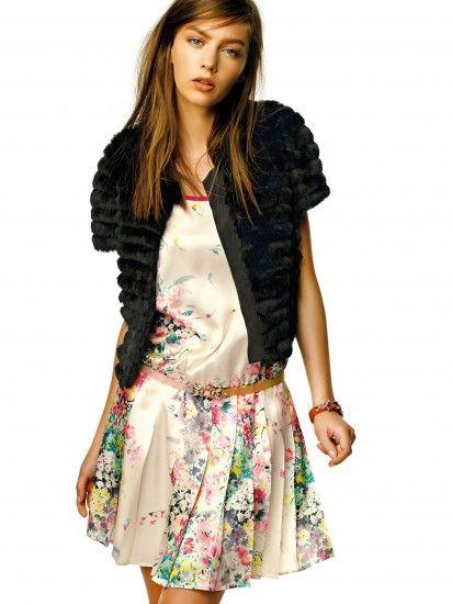 half off 6ff62 1de12 Liu Jo abito painterely bloom 225.00 euro | Fashion ...
