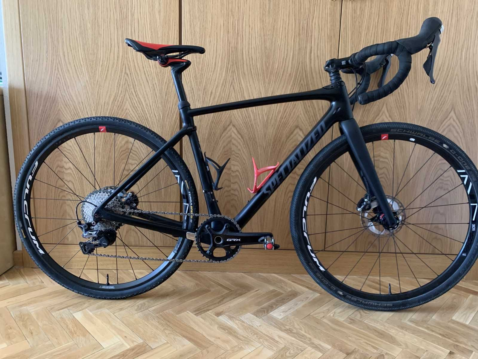 Bicicleta Specialized Roubaix en talla 52 58190