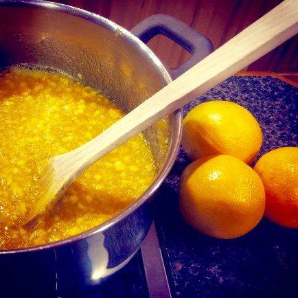 Desma Demystifies Orange Marmalade #justthesizzle