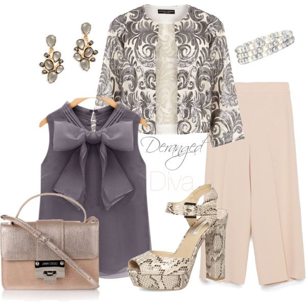 Cool Culottes by Deranged Diva