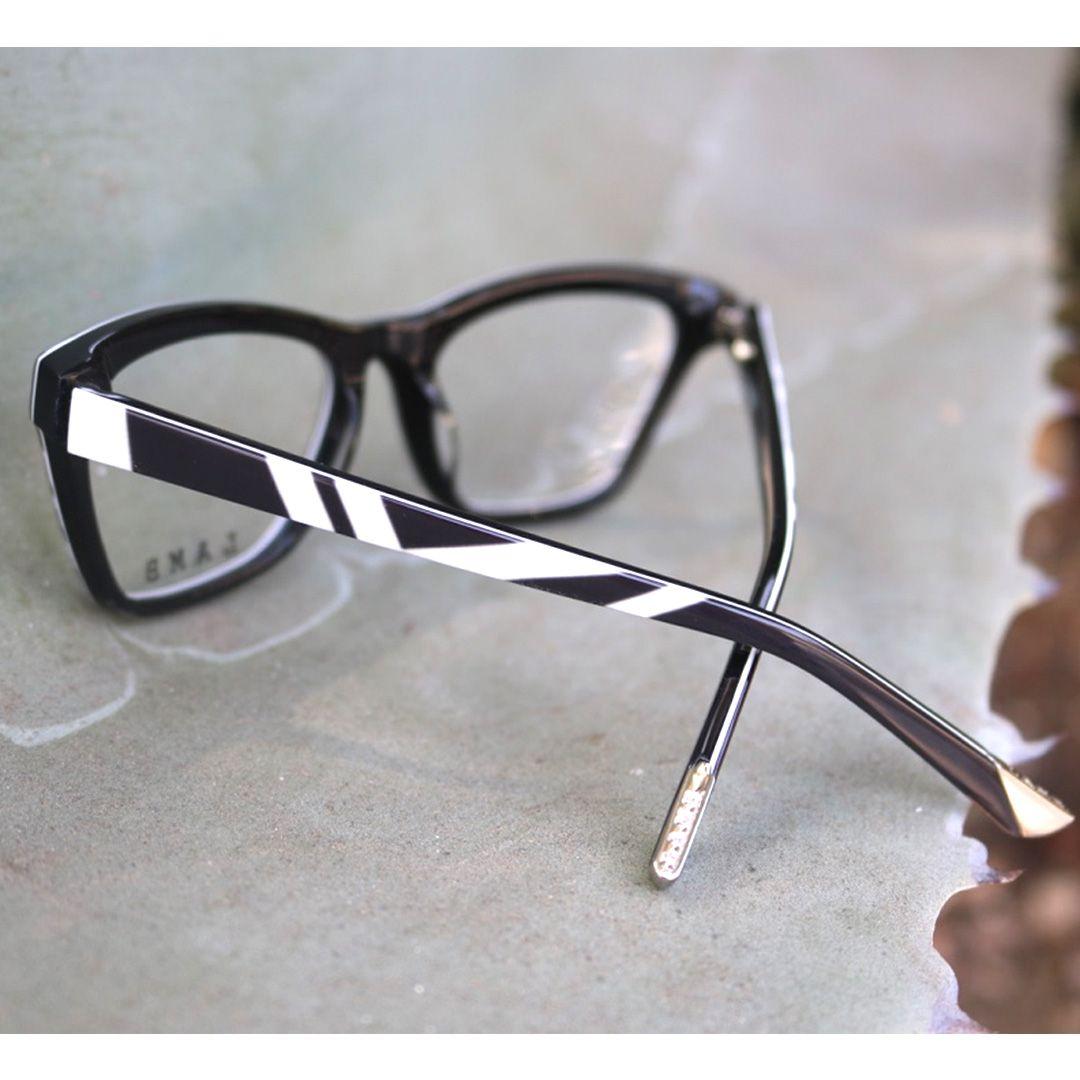 7f1deabcac LAMB black and white glasses   L.A.M.B. by Gwen Stefani optical eyewear