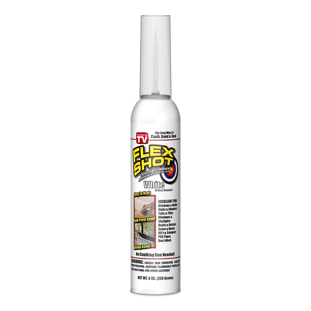 Flex Shot Caulk Guns Rubber Sealant Caulk