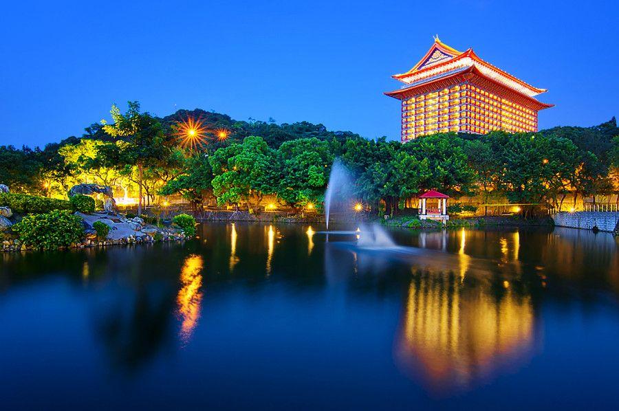 Grand Hotel Taipei Taiwan By Daniel Aguilera Sanchez